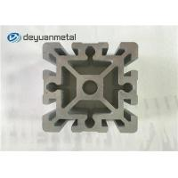 Buy cheap Silver Anodizing 90X90 Series Industrial Aluminium Profile from wholesalers