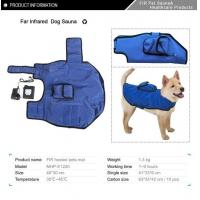 Buy cheap Pet Sauna & OEM Product Far infrared Pet Clothes from wholesalers