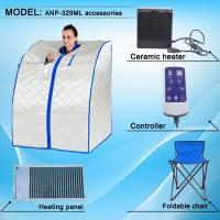 Buy cheap Family/Personal Healthcare Product Far Infrared Sauna with Ceramic Heater from wholesalers