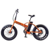 Buy cheap CPR-20 20 inch 48V500W Fat Tyres Foldable E-MTB from wholesalers