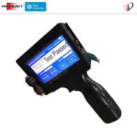 Buy cheap Expiry Date Handheld Inkjet Coder from wholesalers
