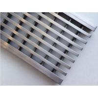 Buy cheap Wedge Wire Grate from wholesalers