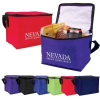 Buy cheap Cool Bags/ Lunch Bags Budget 6-Pack Cooler from wholesalers