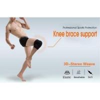 Buy cheap knee sleeve brace support with straps sports joint from wholesalers