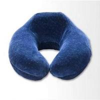 Buy cheap Disposable neck pillow memory foam travel cover from wholesalers