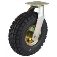 Buy cheap 125-136kg Pneumatic Rubber Wheel Caster from wholesalers