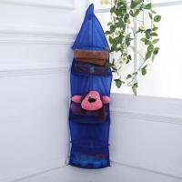 Buy cheap Fabric Wall Door Closet Hanging Storage Bag 3 Pockets from wholesalers