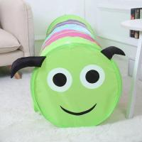Buy cheap Collapsible Caterpillar Chilren Play Tent Tunnel product