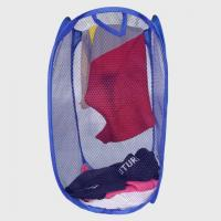 Buy cheap Folding Mesh Laundry Hamper Bag from wholesalers