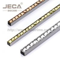 Stainless Steel Diamond Tiles Trims