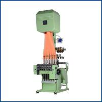Buy cheap TNF6/42 6 tapes 42 reed width Muller flat comuterized jacquard loom machine from wholesalers