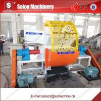 Buy cheap whole tyre cutting machine from wholesalers