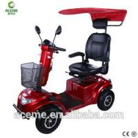 Buy cheap front independent suspension all terrain electric mobility scooter handicapped for disable from wholesalers