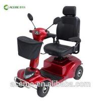 Buy cheap Mid-Size 4-wheeled handicap scooter for use both indoors and outside power wheelchair from wholesalers