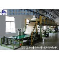 Buy cheap Laminating Machine Production and supply of self-adhesive foam sheet laminating machine from wholesalers