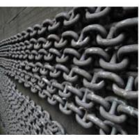 Marine anchor chain anchor chain with stop studless chain galvanized chain of hi