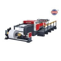 Buy cheap KS-A Series Servo control high speed rotary paper sheeters from wholesalers