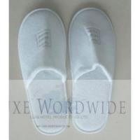 Buy cheap hotel disposable slipper -terry towel cotton from wholesalers