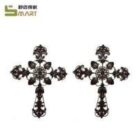 Buy cheap Iron Wall Hanging Wholesale decorative crosses home decoration craft from wholesalers