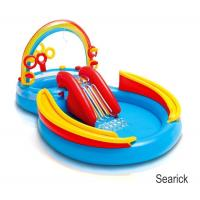 Rainbow Ring Inflatable Play Center, 117
