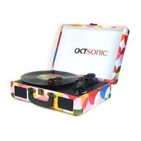 Buy cheap CS-TP01 Portable suitcase-style turntable product