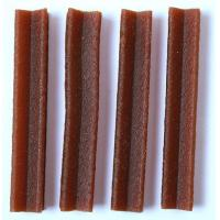 Buy cheap Snacks and biting SXT110 Beef flavor dog dental stick product