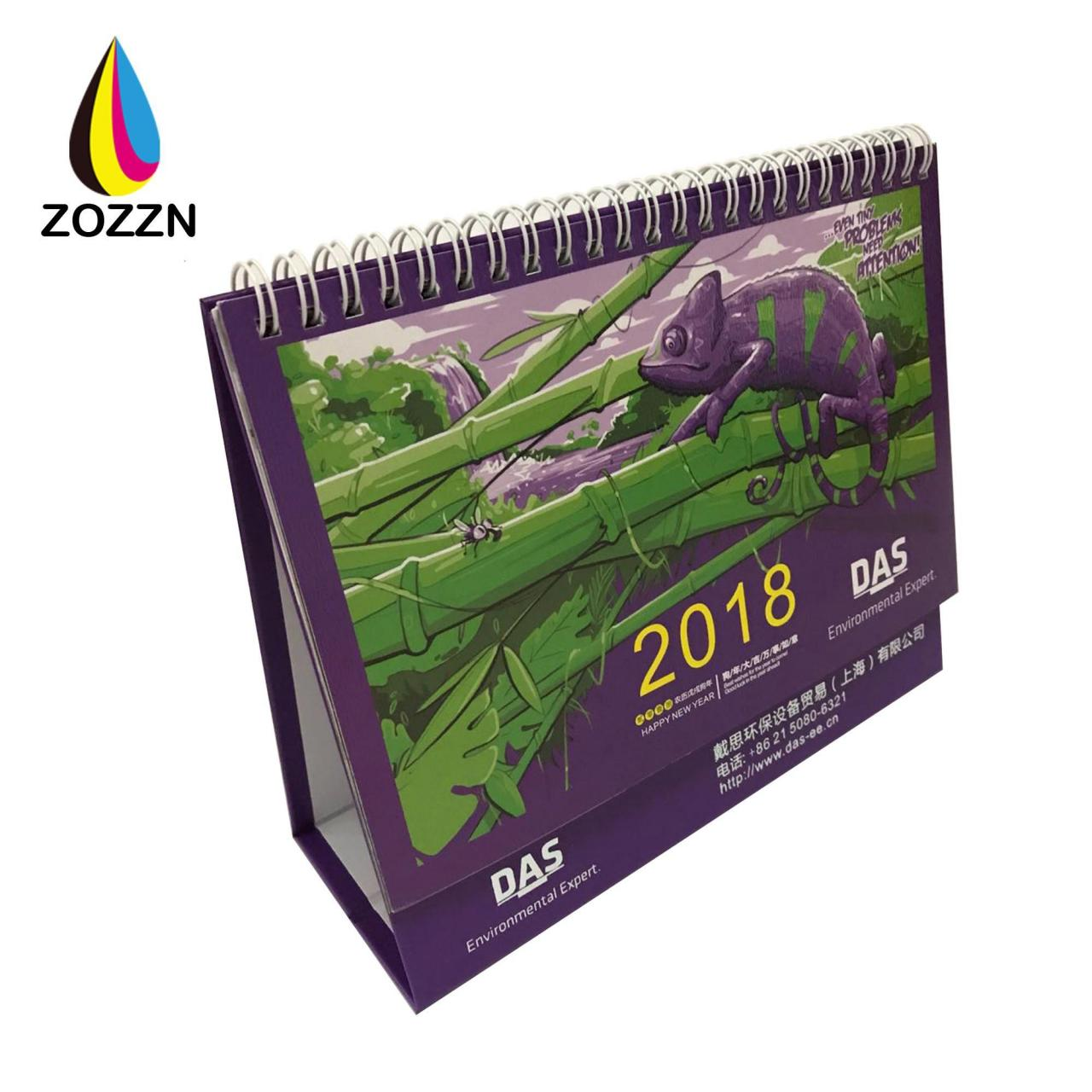 Buy cheap Other Products Custom Printed Desk Calendar Printing from wholesalers
