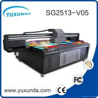 Buy cheap world debut !!SG1513 uv led printer with 6pcs gh2220 printhead uv printer price from wholesalers