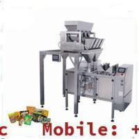 Buy cheap Premade bag packing machine from wholesalers
