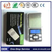 Buy cheap High Quality Wholesale Custom Cheap 0.01g digital mini pocket scale from wholesalers