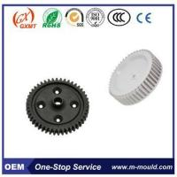 China manufacturer plastic worm gear