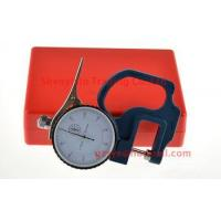 Mechanical Dial 0~10mm 0.01mm Paper Film Plastic Thickness