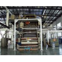Buy cheap ALTB-3200 PET Spunbond Thermo Bonding Nonwoven Production Line from wholesalers