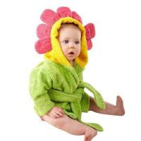 Buy cheap Wholesale unique animal design hooded organic bamboo kids baby bath towel from wholesalers