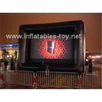 Buy cheap Front and rear projection surface movie screen,Movie screen-1002 from wholesalers