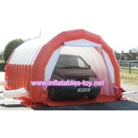 Buy cheap Portable Garage painting workstation inflatable tent from wholesalers