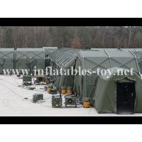 Buy cheap Army Surplus Tents Using And Raising Them from wholesalers