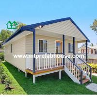 ISO certificated Prefabricated Villa house