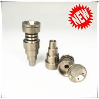 Buy cheap Titanium Nails 14mm Domeless Ti Nail Best Quality from wholesalers