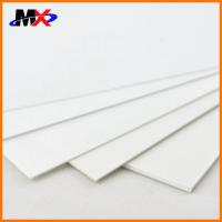 Buy cheap New design 1mm thickness pvc plastic foam board for star statue from wholesalers