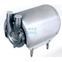 CIP return pump