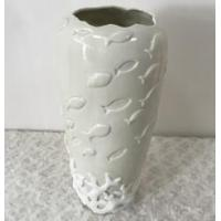 Buy cheap Wholesale Factory Price Various Elegant White Porcelain Flower Vase from wholesalers