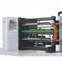 J-1300 High-speed Slitting Machine 800mm unwind 500mm rewind 400m/m import parts
