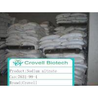 Buy cheap Pharmaceutical Intermediates Sodium nitrate from wholesalers