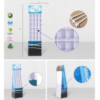 Buy cheap Cardboard Display Hook Stands For Marketing Advertising from wholesalers