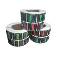 Buy cheap Labels For Cosmetic Jars from wholesalers