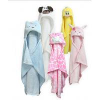 Buy cheap Animal Hooded Baby Towel from wholesalers