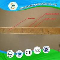Buy cheap 15mm Blockboard with okoume face/back from wholesalers