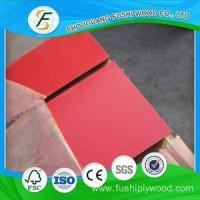 Buy cheap Xinfushi Veneer Slotted MDF from wholesalers