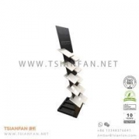 Buy cheap Color Quartz Stone Display Tower For Promotion from wholesalers